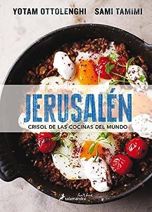 Jerusalen. Crisol de las cocinas del mundo (Spanish Edition) by Yotam Ottolenghi (2015-07-01)