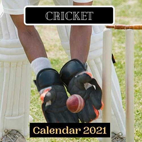 Cricket Calendar 2021