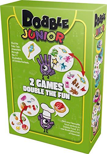 Asmodee - Dobble Junior - Card Game