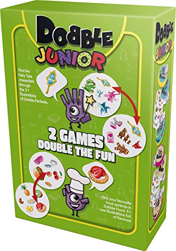 Zygomatic Dobble Junior Card Game
