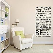 KazaFakra Family Love Wall Sticker