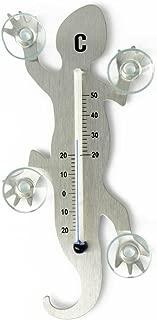 40~50℃ Außenthermometer Fensterthermometer Selbstklebend Temperatur Thermometer