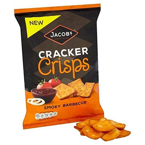 Jakobs Cracker Chips Rauchigen Grill 150G