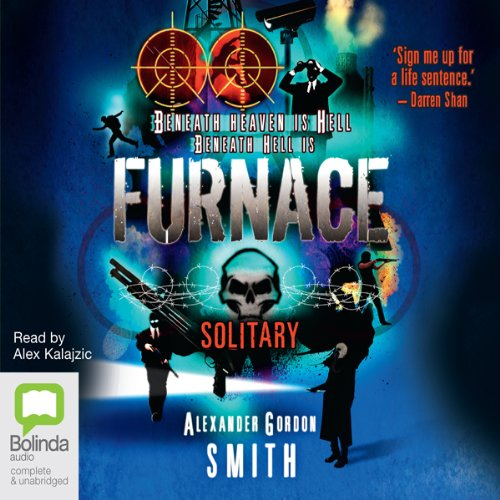 Furnace: Solitary, Book 2 audiobook cover art