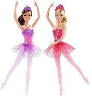Barbie Ballerina Asst - pink