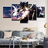 WARMBERL Leinwanddrucke Canvas Hd Print Painting Home