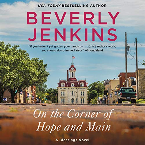 On the Corner of Hope and Main cover art