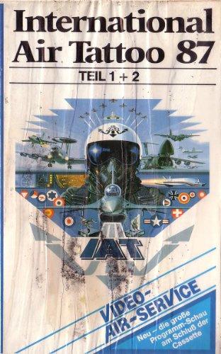 International Air Tattoo vom 14. - 20. Juli 1987 in Fairford / England (das ist die größte Flugshow der Welt!)
