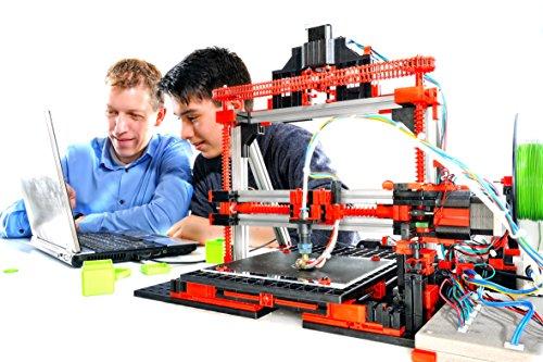 fischertechnik – Fischertechnik 536624 3D Drucker - 6