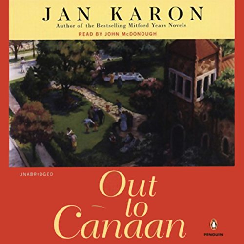 Out to Canaan cover art