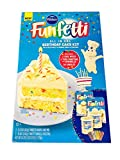 Pillsbury Funfetti Birthday Cake Kit! Includes 2 Cake Mix, 24 Candles And 2 Tubs Frosting With...