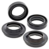 All Balls Fork Seal & Dust Seal Kit compatible with/replacement for Honda Crf100F 04-13, Crf70F 04-12, 56-101