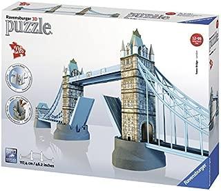 Ravensburger London Tower Bridge Building 3d Puzzle (216 Pieces) by Ravensburger