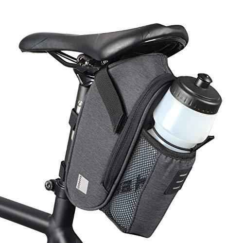 SIVENKE Fahrrad Rahmentasche Satteltasche Wassdichte Gepäckträgertasche Fahrradtaschen Radtasche Fahrradsitz Tasche für Mountain Bike Rennrad
