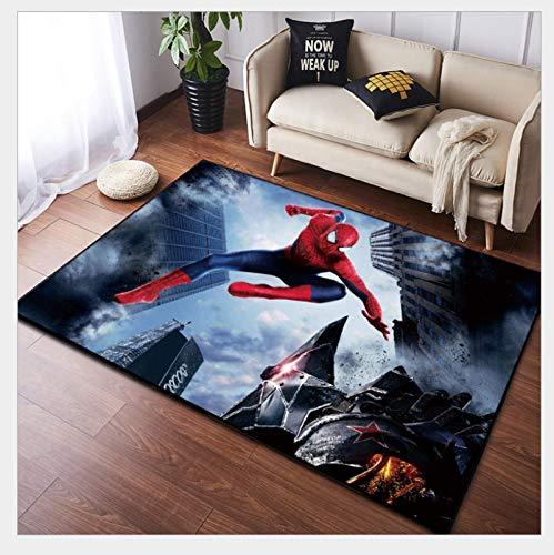 Tapis de Jeu Spiderman Tapis de développement de Tapis pour Enfants Tapis de Salle de Tapis pour Enfants dans Le Jeu de pépinière