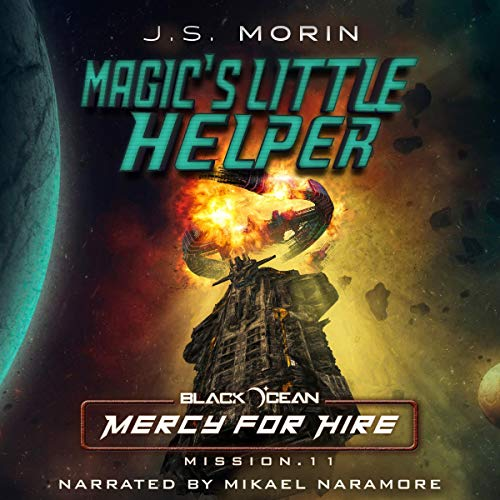 Couverture de Magic's Little Helper: Mission 11