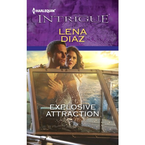 Explosive Attraction audiobook cover art