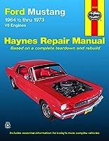 Ford Mustang I, 1964 1/2-1973: V8 Engines (Haynes Repair Manual)