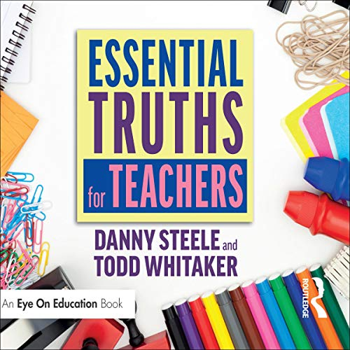 Essential Truths for Teachers audiobook cover art