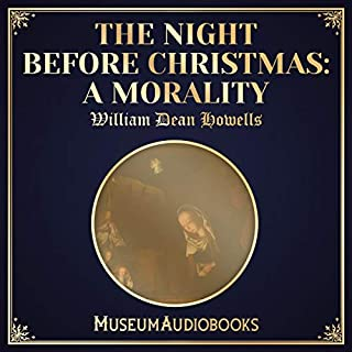The Night Before Christmas: A Morality cover art