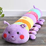 zcxbhd juguete suave de la felpa de la almohada del abrazo de la historieta peluches conveniente para los regalos de los niños o de las novias,purple