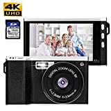 Best Compact Macro Cameras - Dessports 24MP Digital Camera 4K Mini Point Review