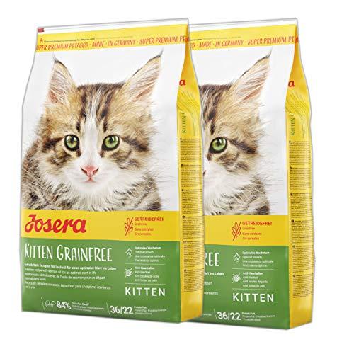 Josera 2 x 10 kg Kitten Grainfree