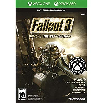 Fallout 3: Game of the Year Edition - Classic (Xbox 360) from