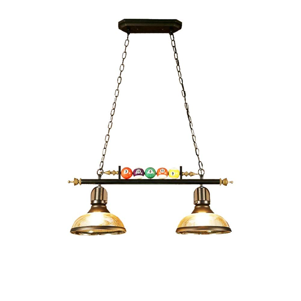 YCLED Loft Araña con Resina Billar Lámpara Colgante Decorativa Lámparas Creativas Cafetería Restaurante Ropa Shop Decorado Arañas industriales Retro (Size : 1-Lights): Amazon.es: Hogar