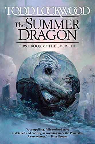 The Summer Dragon (Evertide Book 1) (English Edition)