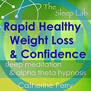 Rapid Healthy Weight Loss & Confidence cover art
