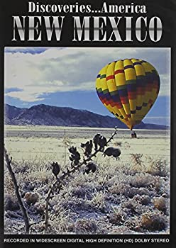 DVD Discoveries America: New Mexico Book