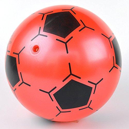 Faironly Pelota fútbol Inflable 9 Pulgadas niños