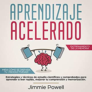 Aprendizaje Acelerado [Accelerated Learning] audiobook cover art