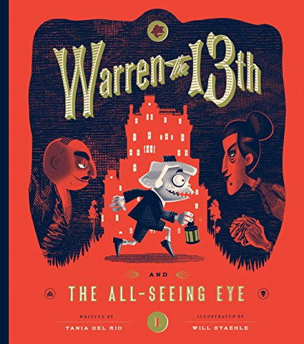 Image of Warren the 13th and The All-Seeing Eye: A Novel