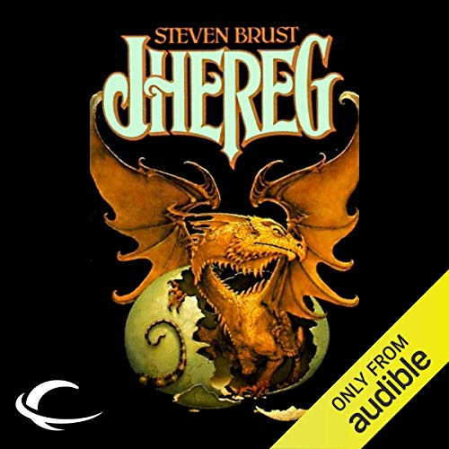 Jhereg audiobook cover art