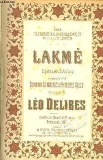 Lakme (Piano-vocal score)