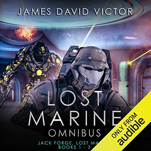Lost Marine Omnibus cover art