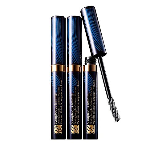 Estee Lauder Sumptuous Infinite Daring Length & Volume Mascara Gift Set 3x Sumptuous Infinite Daring