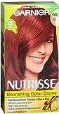 Garnier Nutrisse Crema de color nutritivo, rojo verdadero [66] 1 ea