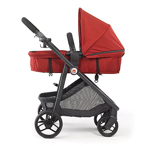 Image of gb Lyfe Travel System, Merlot
