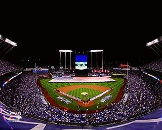 MLB Kauffman Stadium Kansas City Royals 2014 World Series Photo (Size: 8