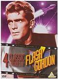 Flash Gordon - 4 Classic Episodes - The Claim Jumpers / Akim The Terrible / The Breath Of Death / Deadline At Noon [Edizione: Regno Unito]