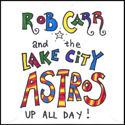 Rob Carr and the Lake City Astros