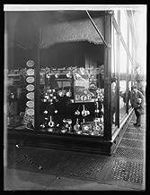 HistoricalFindings Photo: Barber & Ross Window,Washington,DC,District of Columbia,United States,c1921