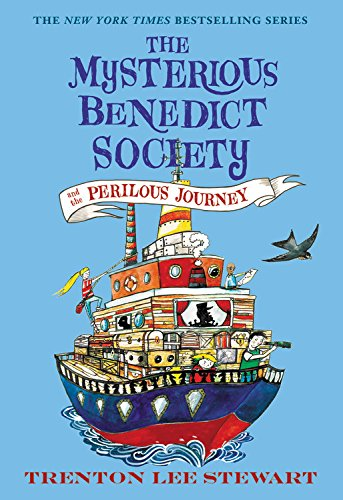 The Mysterious Benedict Society and the Perilous Journey (The Mysterious Benedict Society, 2)の詳細を見る