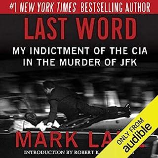 Last Word audiobook cover art