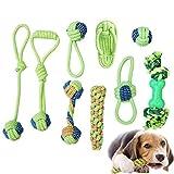 Hundespielzeug Unzerstörbar Hundespielzeug Intelligenz Set,Welpenspielzeug Hundespielzeug Große...