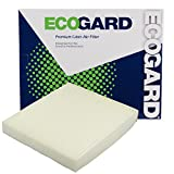 Ecogard XC25851 ECOGARD Premium Cabin Air Filter Fits Toyota Corolla 2009-2019, Camry 2010-2017, RAV4 2009-2018, Highlander 2008-2019, Tundra 2007-2020, Sienna 2011-2020