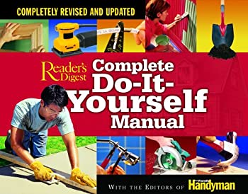 Paperback Complete Do-It-Yourself Manual: Completely Revised and Updated Book